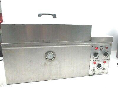 Shaking Heated Water Bath Lab-line 357 Dubnoff Incu-shaker Stainless