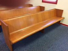Church Pews For Sale (Single or the lot) Villawood Bankstown Area Preview