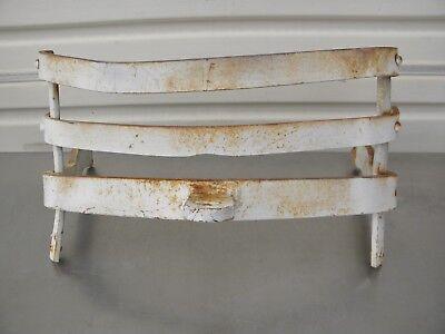 Ford 9n 2n 8n Grille Guard Bumper Naa Fordson Massey Ferguson Te 20 To 35 30