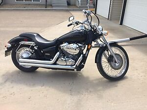 2007 Honda Shadow Mint Condition with extras