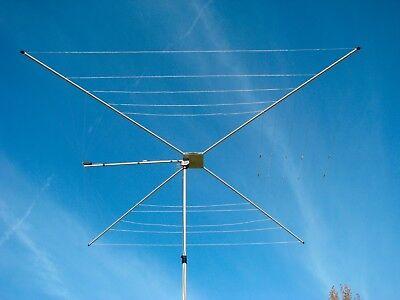 6m-20m 20 Meter K5WZ Horse Fence Dipole Antenna