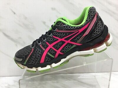 Asics Gel Kayano 19 Womens Running Casual Shoes Ladies Size 7.5