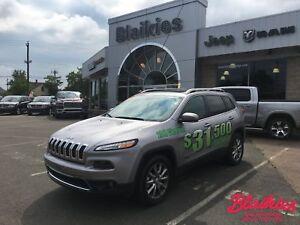 2017 Jeep Cherokee Limited | 4x4 |
