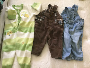 Baby boy clothes 3-18m
