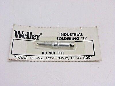 Weller Soldering Iron Tip Pt-aa8 For Model Tcp-1 Tcp-12 Tcp-24 800