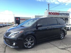 2015 Toyota Sienna SE - NAVI - DVD - LEATHER - SUNROOF