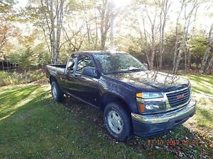 2007 GMC Canyon 4x4  for parts or repair