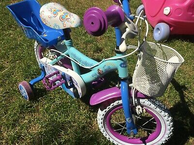 Girls Frozen Bike ( 3 To 5 Yrs)