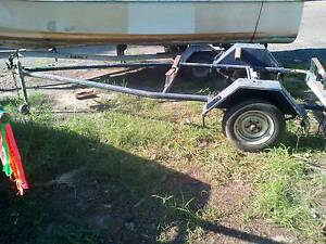 3.9m boat trailer Woy Woy Gosford Area Preview