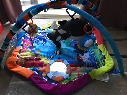 Baby Play mat with music