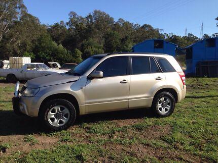 2008 Suzuki Grand Vitara Wagon 164,000kms with 10 months rego Cedar Creek Gold Coast North Preview