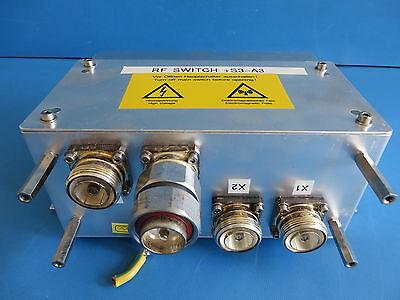 Balzers Hue-01 Rf Matching Coil