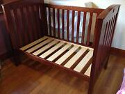 Boori Cot and Junior Bed Bexley Rockdale Area Preview