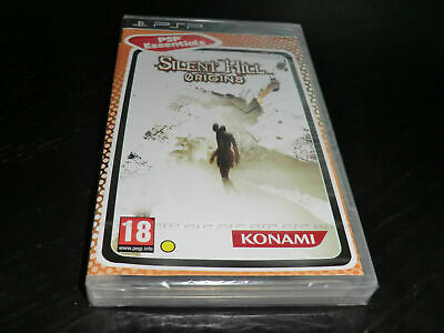 Silent Hill: Origins  Sony PSP  NEW SEALED for sale  Shipping to Nigeria