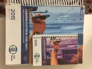 Canadian electrical code book 2015