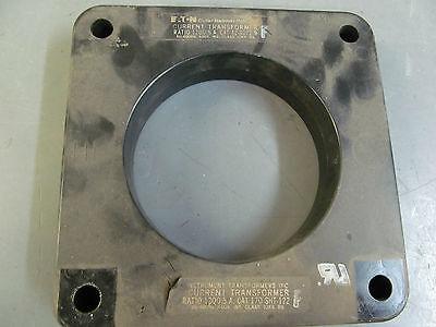 Cutler Hammer Eaton Current Transformer Ratio 12005 42-3072-9