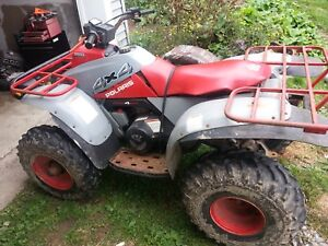 ISO Polaris trail boss 350l 4x4 for parts