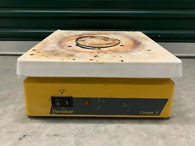 Thermolyne Model Hp47135 Cimarec 3 Hot Plate Stirrer