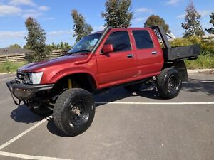 PENDING SALE 1992 Toyota hilux monster truck Engineered Cammed SWAPS