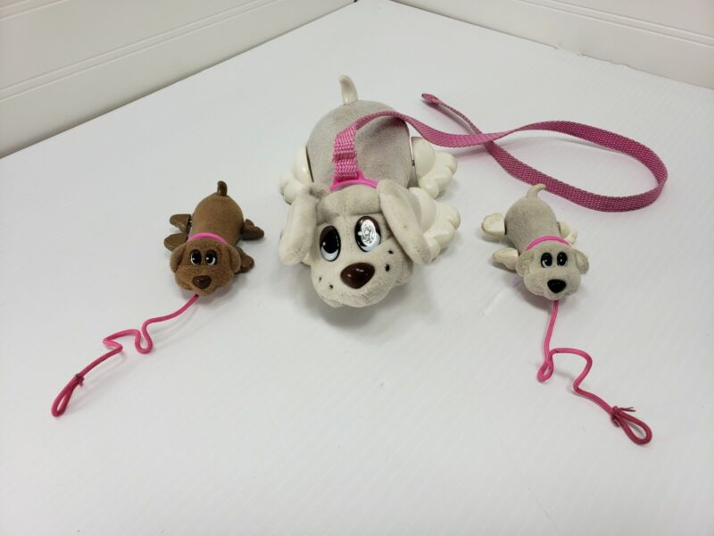 Vintage RARE! -  Pound Puppies Wiggle