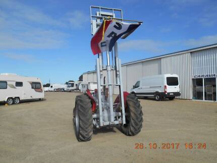 Massey 135 Tractor Fork Victor Harbor Area Preview