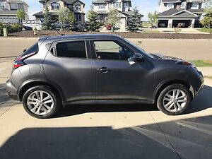 2015  Nissan Juke SL AWD turbo