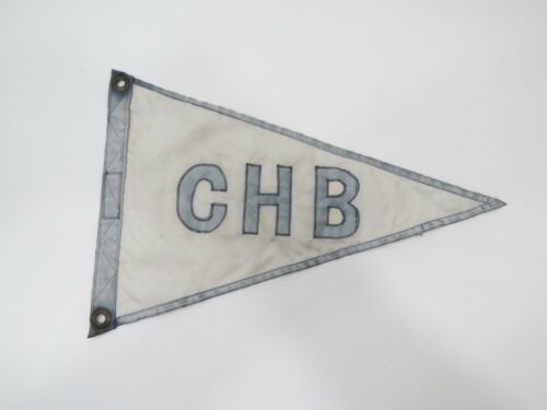 11+3/4 X 17 NYLON FLAG YACHT CLUB SAILBOAT SHIP BOAT SIGNAL (C2.5B32A)
