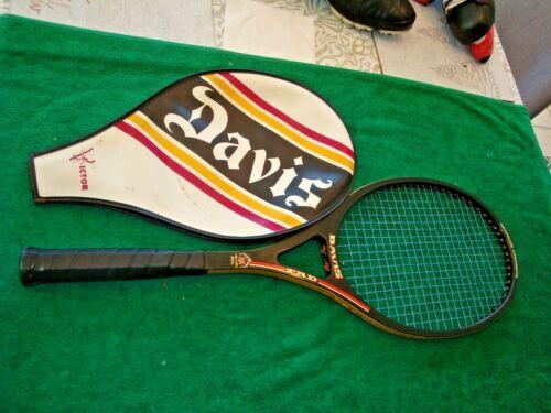 "TAD Davis TAD Graphite Composite Tennis Racquet Grip 4 1/2 ""EXCELLENT"""
