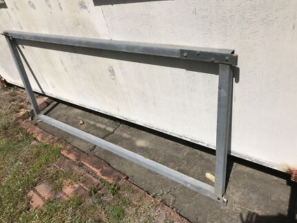 Steel gate frames | Fencing & Gates | Gumtree Australia Cairns City ...