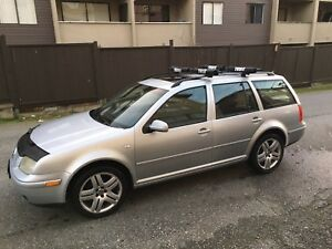 2003 VW Jetta Wagon GLS Mk4 2.0l Manual