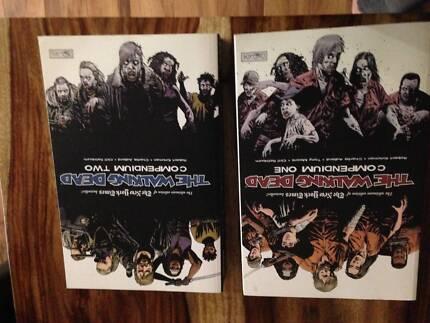 The Walking Dead Compendium 1&2