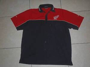 TOOWOOMBA HONDA MOTOR CYCLES SHIRT SIZE XL Redland Bay Redland Area Preview