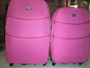 Brand new, 4 wheels luggage (soft case)