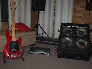 Gallien Krueger Bass Rig Redcliffe Redcliffe Area Preview