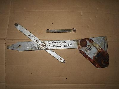 61 62 63 64 PONTIAC CHEVY OLDS BUICK 4-DOOR SEDAN RIGHT DOOR WINDOW REGULATOR