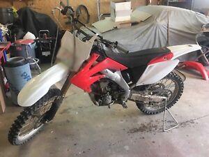 2005 CRF250R
