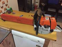 sthil 066 chainsaw 4 yrs old Parklands Mandurah Area Preview