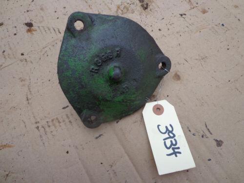 John Deere R transmission oil sump cover R389R