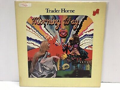 Trader Horne MORNING WAY LP Janus Records British PSYCH FOLK 1970