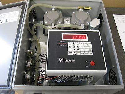 Reitschle Thomas Vacuum Pump Eai Corporation M18b2 Sequencing Air Sampler