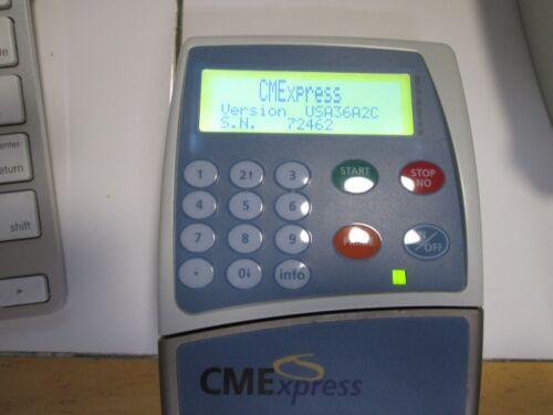 CME EXPRESS VOLUMETRIC INFUSION PUMP 400-335X8C
