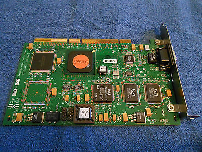 Avid Technology 0030 03031 01 33Mhz Pci Fddi Adapter Fc1010437 04  Used