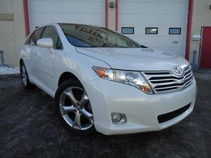 2009 Toyota Venza Limited, AWD, V6, FULLY LOADED, Leather, Nav,