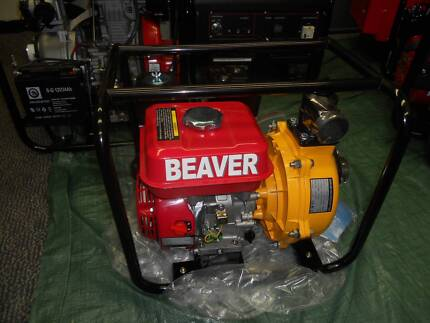 BEAVER TWIN IMPELLER HIGH PRESSURE 50mm FIRE FIGHTING PUMP Kenwick Gosnells Area Preview