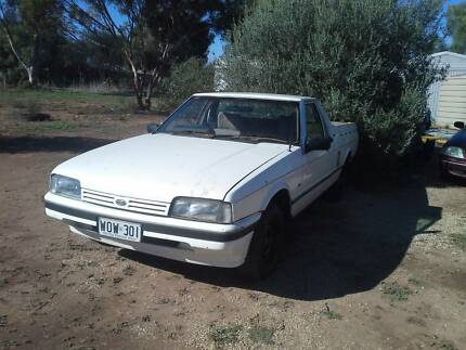 1987 Ford Falcon Ute Mallala Mallala Area Preview