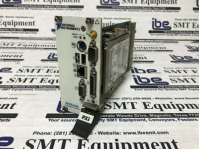 National Instruments Ni Pxi-8184 Embedded Controller W Warranty