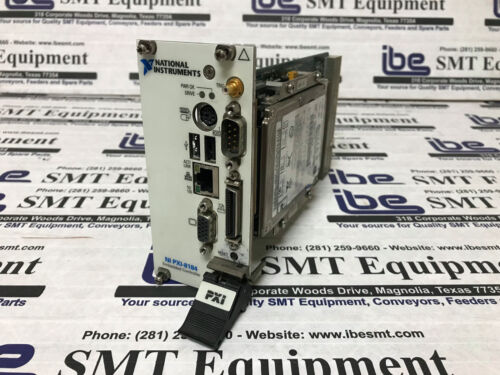 National Instruments NI PXI-8184 Embedded Controller w/ Warranty!