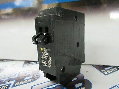 Square D Homt2020 20 Amp 2 1 Pole 120 Volt Tandem Circuit Breaker- New