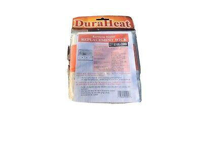 New Duraheat Dh-200 Kerosene Heater Replacement Wich Free Shipping