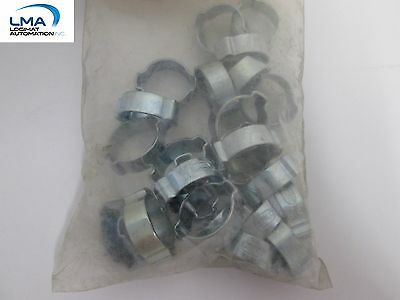 20pcs Oetiker H249 B-4pp Clamp O Clip 34 For Hose Pipe Tube New